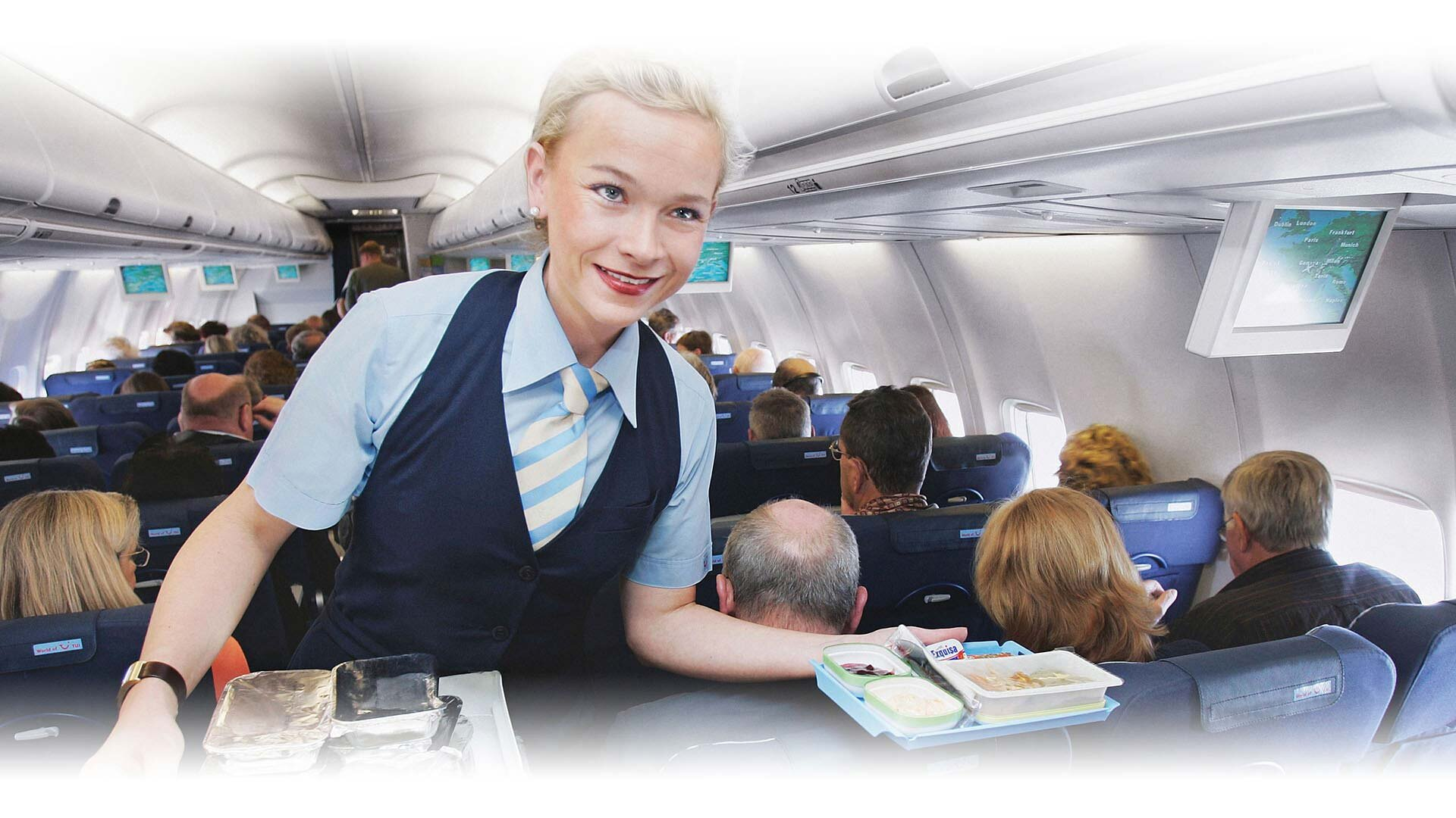 food Distribution - Inflight catering