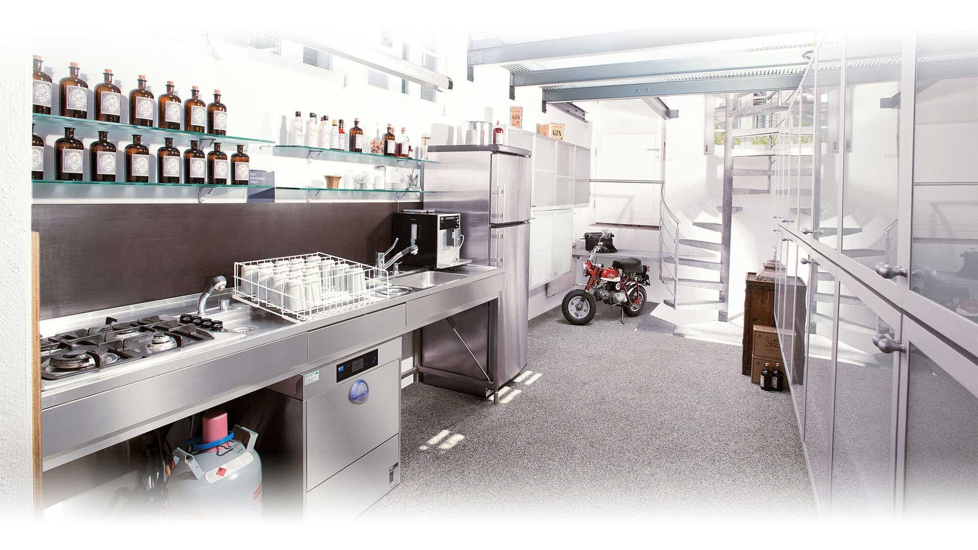 Clean solutions for the food industry